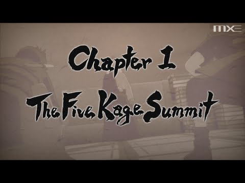 Naruto Shippuden: Ultimate Ninja Storm 3: Full Burst Chapter 1: The Five Kage Summit English Legend