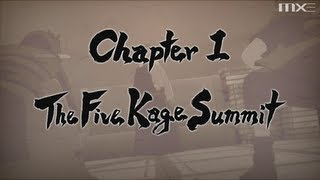 Naruto Shippuden: Ultimate Ninja Storm 3: Full Burst - Chapter 1: The Five Kage Summit [English] [Legend]