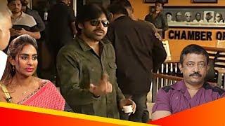 Pawan Kalyan Angry Expressions at Film Chamber |  Allu Arjun | Nagababu | Mega Family Fire