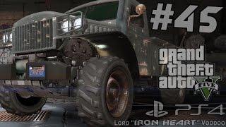 """GTA 5 (NextGen) Прохождение [ТРАВИНОЙ АГИТАТОР] Часть #45 ► Геймплей """"Grand Theft Auto V"""""""