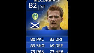 FIFA 14 TOTS MCCORMACK 82 Player Review & In Game Stats Ultimate Team