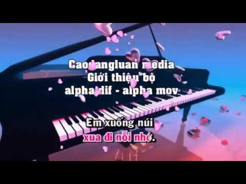 Karaoke Lien Khuc Nhac Song Organ Tang Que Huong video