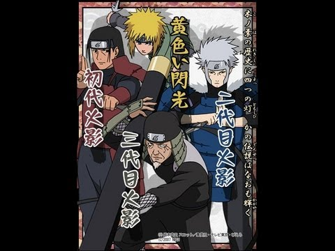 Naruto Shippuden Manga Review: Chapter 618 ( The Hokages Are Back!!!!! )
