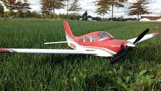 Parkzone Archer BNF RC Plane Sunny Day Flight