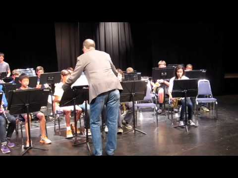 Head Royce School Band 2014 - featuring Iris Ushizima on the sax