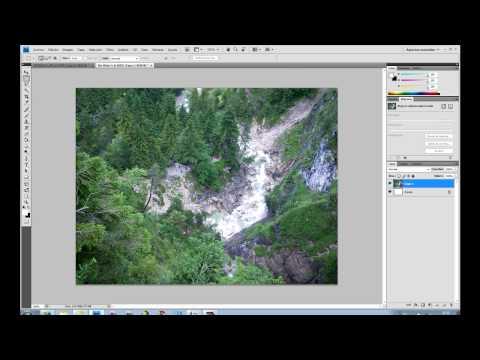 Cómo crear una imagen 3D con Photoshop