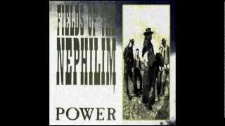 Watch Fields Of The Nephilim Power video