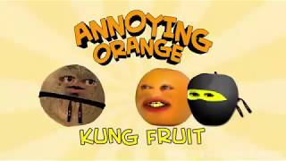 Annoying Orange: Kung Fruit ( c переводом от 5p74 и SCX )