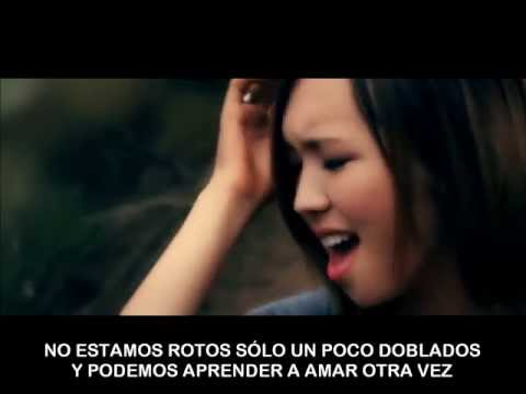 just Give Me A Reason - Pink Ft Nate Ruess -sam Tsui & Kylee Cover (european Spanish Subtitles) video