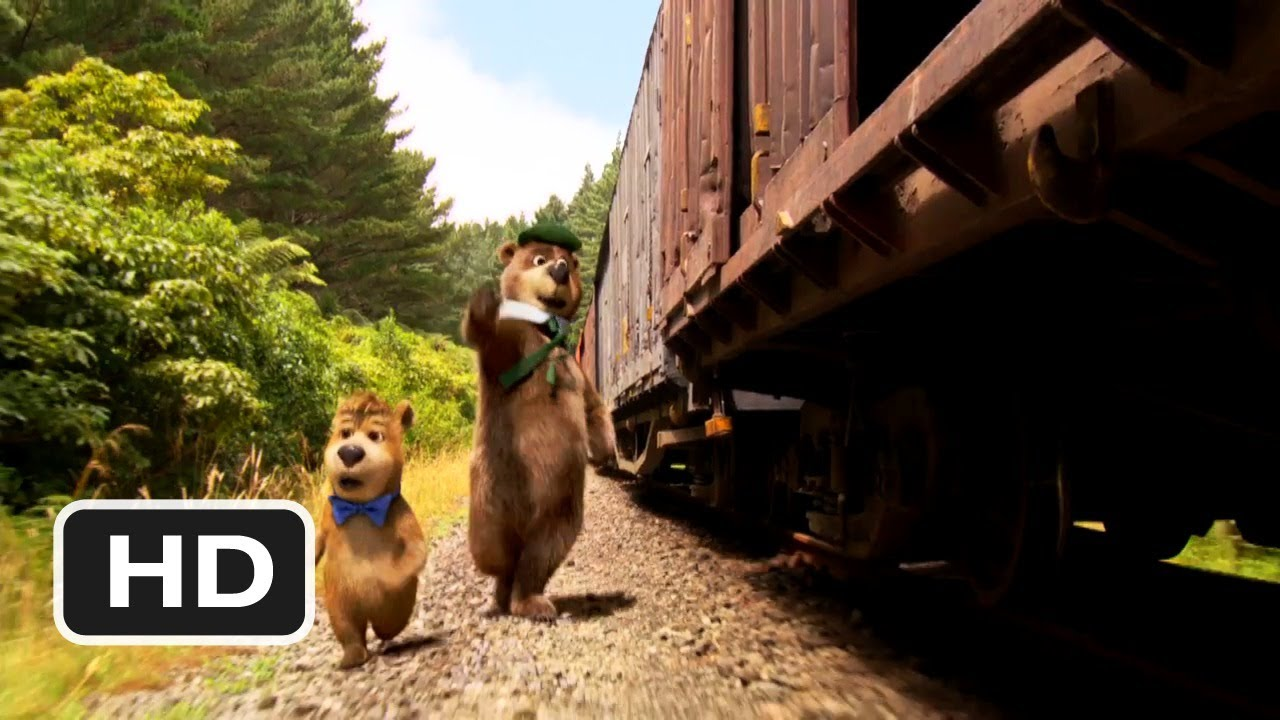 Yogi Bear #6 Movie CLIP - Run, Boo-Boo, Run! (2010) HD ... Justin Timberlake Youtube