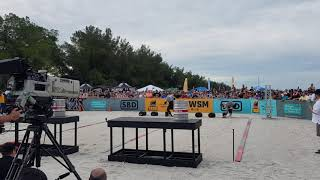 TOM STOLTMAN WINS LOADING RACE IN THE WSM 2019 FINALS
