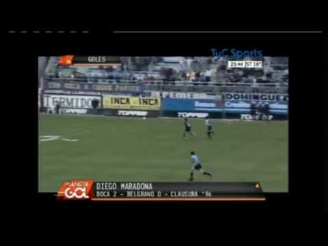 Top 10 goal of Diego Maradona