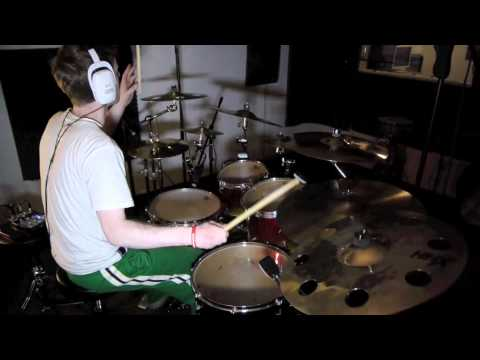 Jimmy Rainsford - August Burns Red - Carol Of The Bells (Drum Cover)