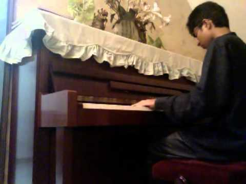 Piyu Bole (Parineeta) Piano Cover