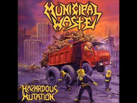 Municipal Waste - Black Ice