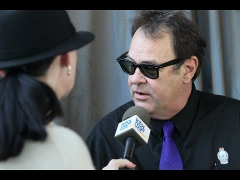 Entrevista a Dan Aykroyd, actor (The Blues Brothers, Ghostbusters...)