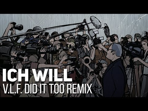 Rammstein - Ich Will (V.L.F did It too remix) [AUDIO ONLY]