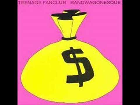 Teenage Fanclub - Alcoholiday (audio only)