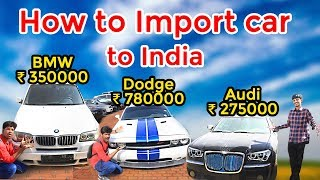 how to Import used cars to India | Used cars or second hand cars in dubai car al aweer market