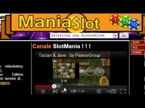 slot machine gratis trucchi