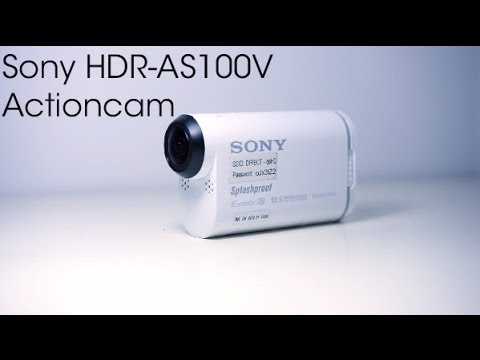 Sony HDR AS100V Action Cam Review