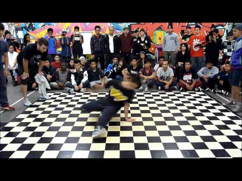 Round 3 - SKB vs FlavaWave - SYDNEY BBOY LEAGUE