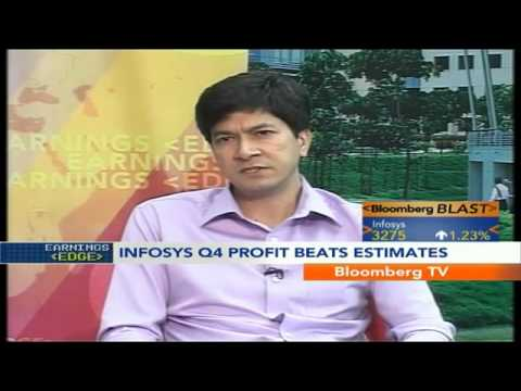 Earnings Edge- Pricing To Remain Stable: Infosys