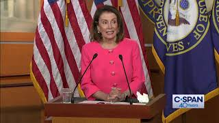 Speaker Pelosi on Attorney General Barr (C-SPAN)