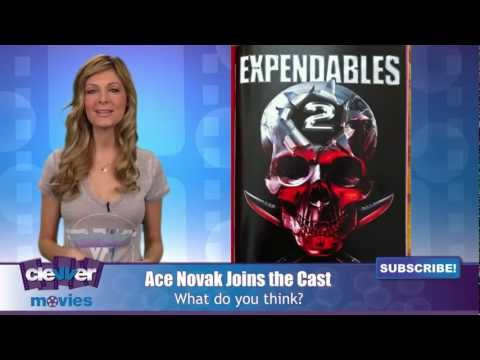 Ace Novack Cameo in Expendables 2