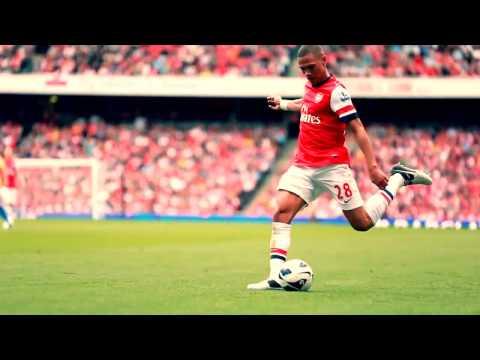Kieran Gibbs - Arsenal's Leftback
