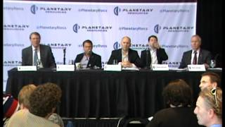 Planetary Resources, Inc. Press Conference, April 24, 2012 (Part 8 of 8)