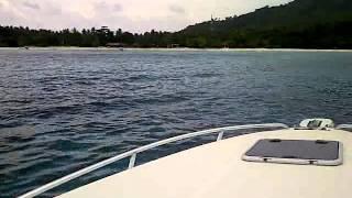 Cruising In Paradise Luxury Speed boat Charter Phuket Thailand