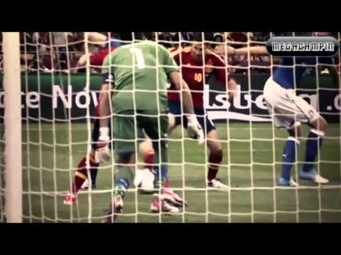 Spain vs Italy Finals 4:0 2012 EURO CUP Goals Match Full Highlights 01.07.2012 [HD]
