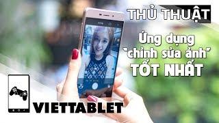 Ứng dụng chỉnh sửa ảnh TỐT NHẤT cho Smartphone - Snapseed