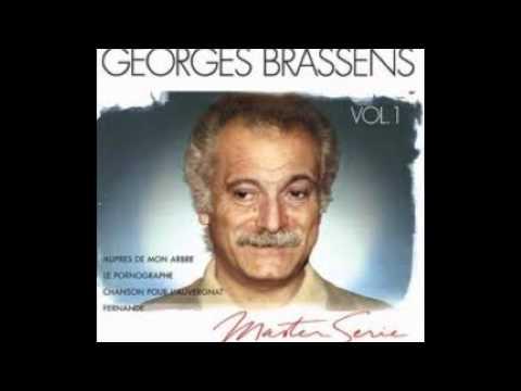 Georges Brassens - Le Père Noël Et La Petite Fille
