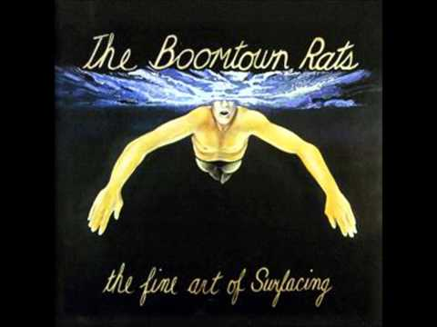 Boomtown Rats - Nothing Happened Today
