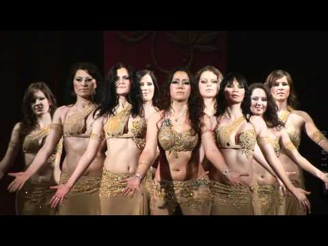 Mercedes Nieto and the Nymph Oriental Dance Company - Baed Annek, oriental dance