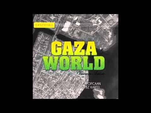 Gaza World Riddim - Instrumental (TJ Records) April 2011
