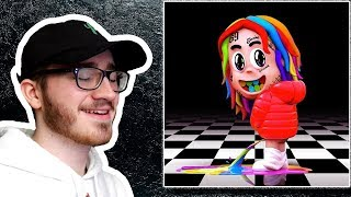"6IX9INE ""DUMMY BOY"" - ALBUM REACTION/REVIEW"