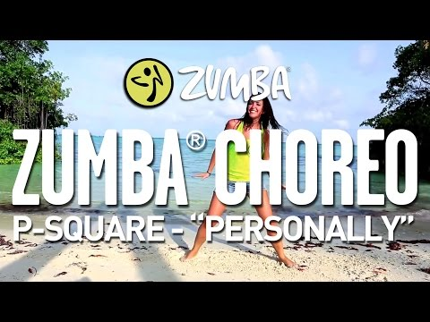 P-square - Personally (zumba Choreo By Alix) video