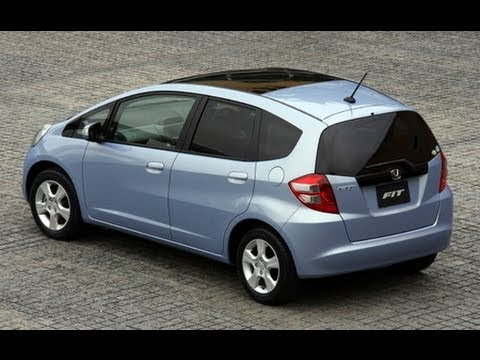 NEW 2013 Honda Fit Tips and Tricks Review