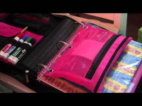 How To Stay Organized For Middle School