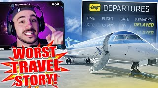My Worst Traveling Experience..I Was Big Mad