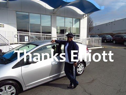 Romella FIVE STAR testimonial - Elliott Robinson - Sport Honda, Silver Spring, Maryland 20904