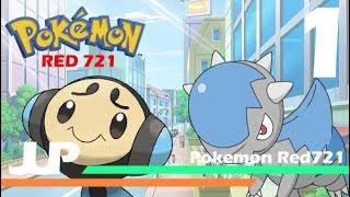 Let's Race - Pokemon Red 721 - Deel 1 Wat Is Dit? (Ft. JustUsPerkamentus)