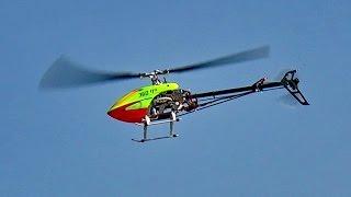 BLADE 360 CFX RC MODEL HELICOPTER FLIGT DEMONSTRATION / 01.04.2017 Beerfelde Germany
