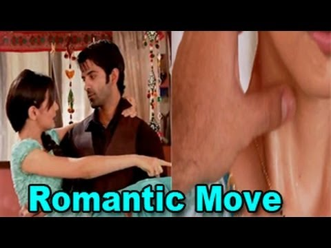 Arnav's ROMANTIC MOVE on Khushi in Iss Pyaar Ko Kya Naam Doon 1st August 2012
