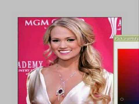Photoshop**Carrie Underwood. Jun 7, 2008 8:14 PM