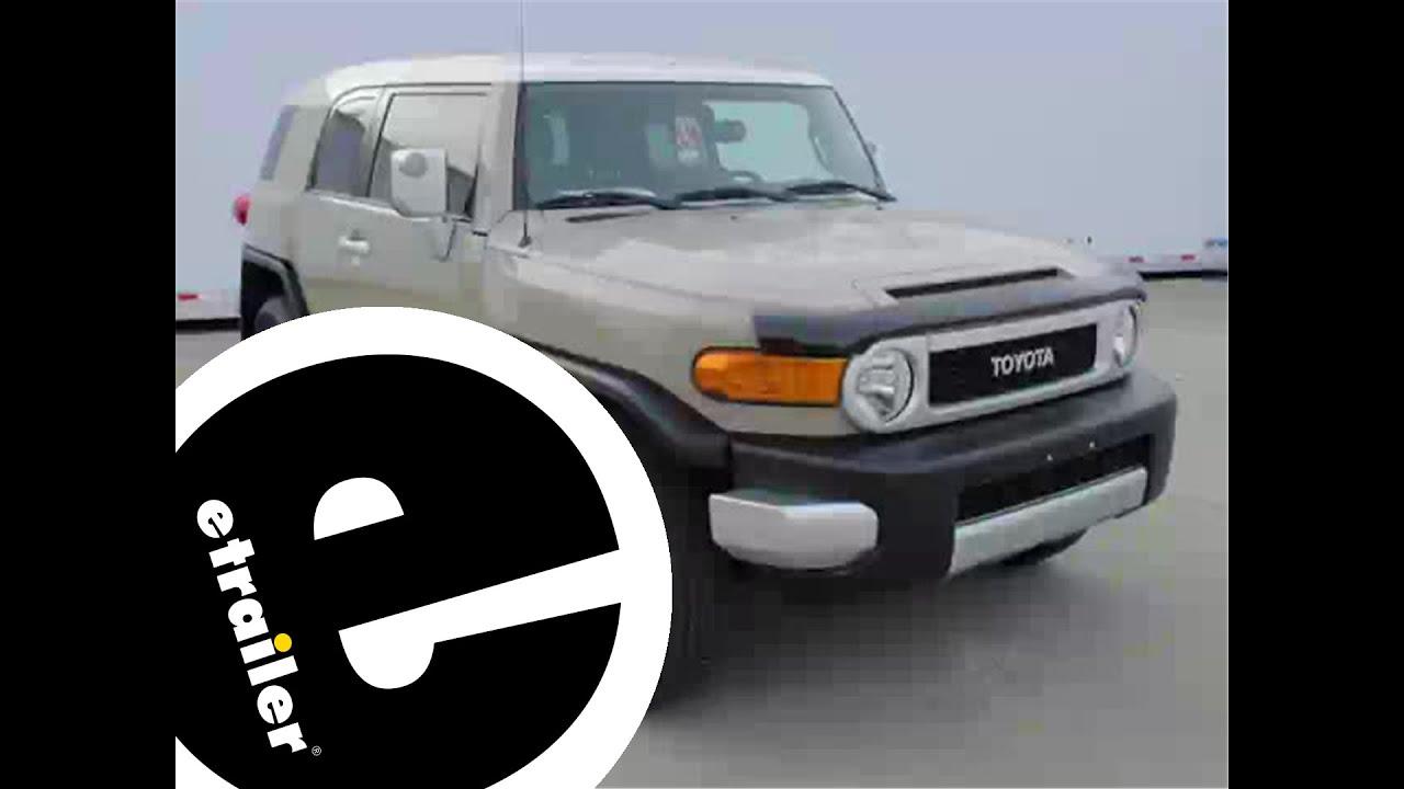 Toyota fj trailer wiring harness free engine