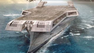 Future Of Super Aircraft Carrier Concepts
